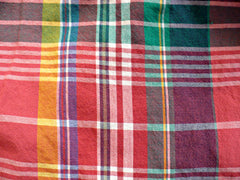 What is Madras print