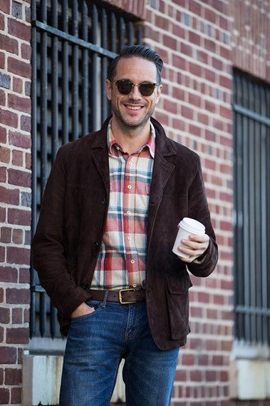Men's Winter Clothing Flannel Shirts