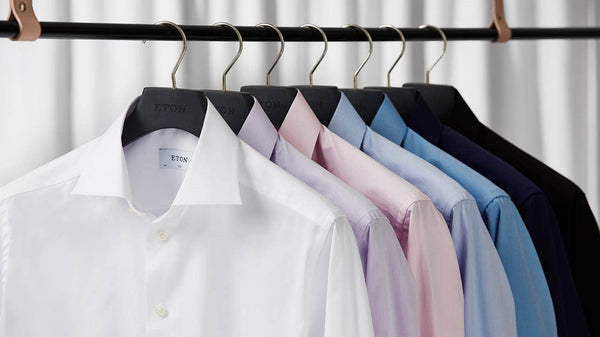 Dress Shirts Men's Minimal Wardrobe