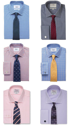 Matching Tie Patterns to Shirts
