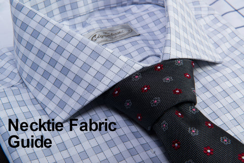 Necktie Fabric Guide