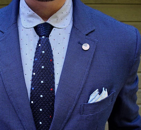 Business Casual Tie