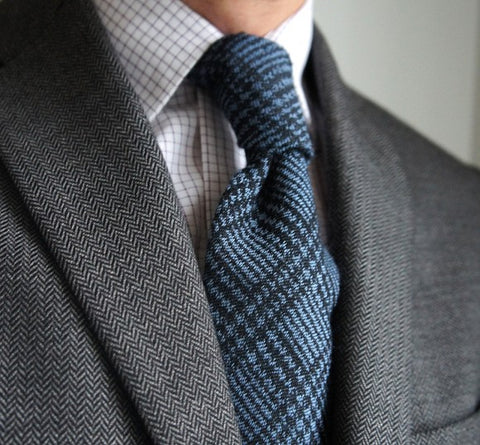 How to Wear Ties in The Fall & Winter – The Dark Knot