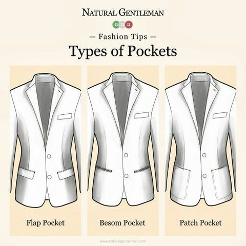 Suit Pockets
