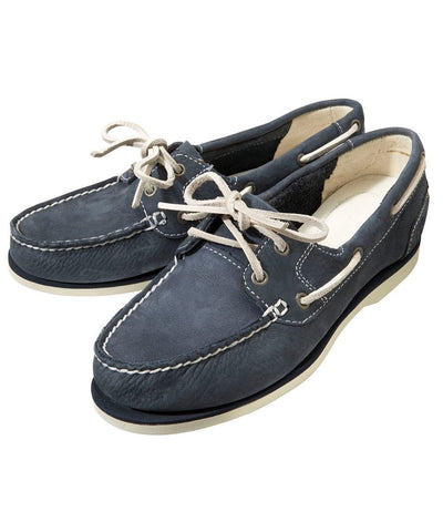 Boat Shoes Preppy Style