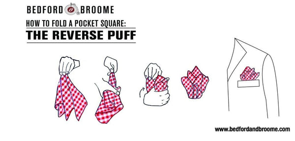 Reverse Puff Fold Infographic