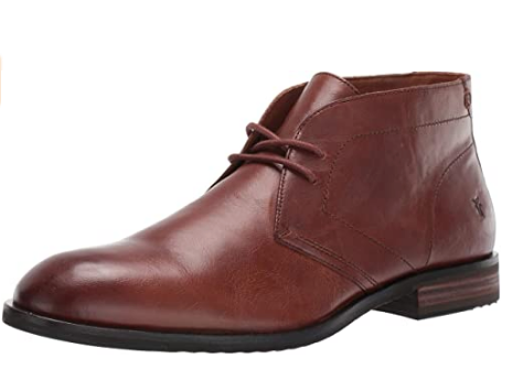 Frye Men's Scott Chukka Boot in Cognac