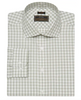 Reserve Collection Tailored Fit Spread Collar Gingham Check Dress Shirt