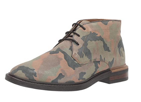 Camo Chukka Boots by Hush Puppies