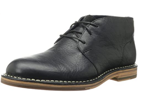 Glenn Chukka Boot by Cole Haan in Black