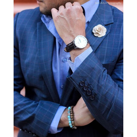 Improve Your Style with a Lapel Flower
