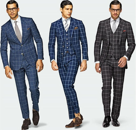 Suit Patterns Thinner Men