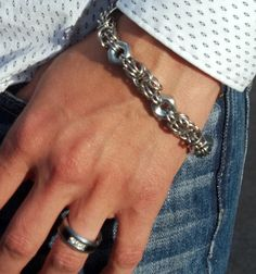 When to Wear a Men's Bracelet