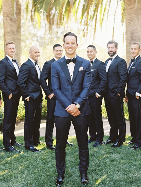 Black Tie Attire Summer Wedding