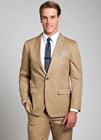Summer Wedding Two Piece Suit Men