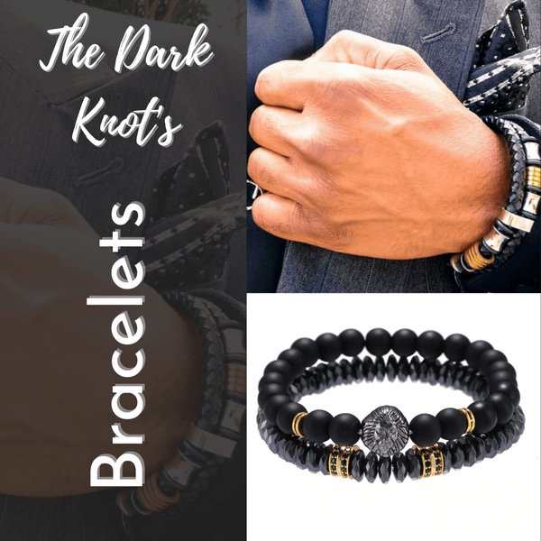 Men's Bracelets from The Dark Knot