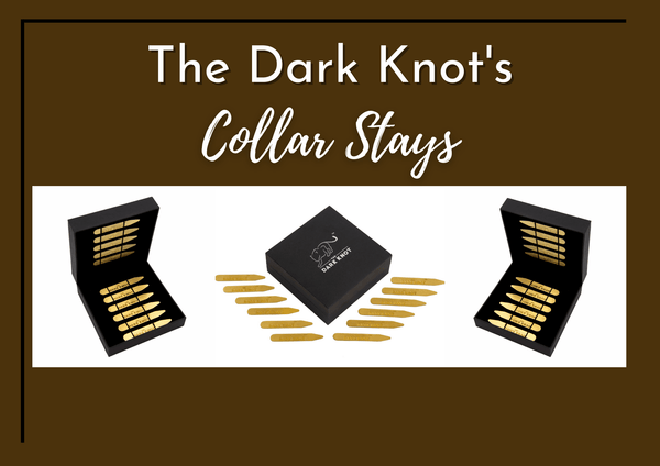 Collar Stays from The Dark Knot