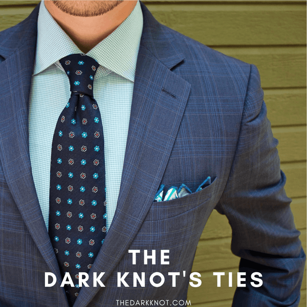 Silk Ties from The Dark Knot