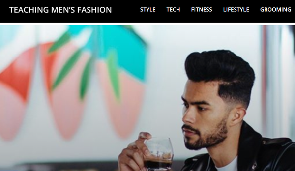 Best Men's Style Blogs Teaching Men's Fashion