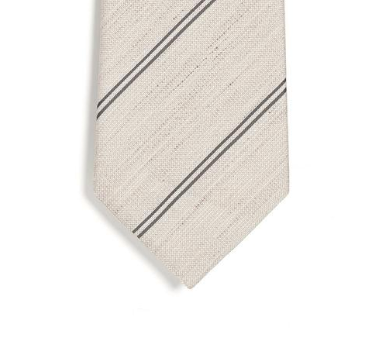 Tom Ford Double Stripe Twill Classic Tie