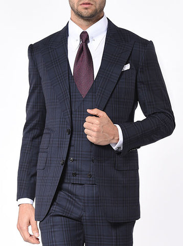 Suit Jacket Torso Fit