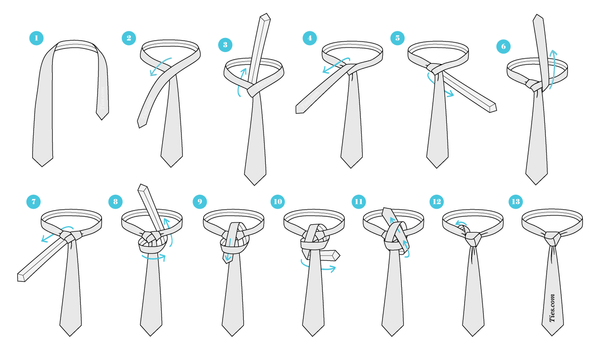 How To Tie A Trinity Knot