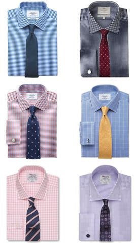 What Men Shouldn't Wear - Incorrectly Combining Patterns