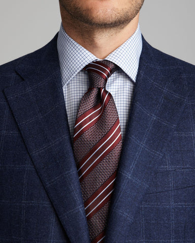 Windowpane Sports Jacket Business Casual