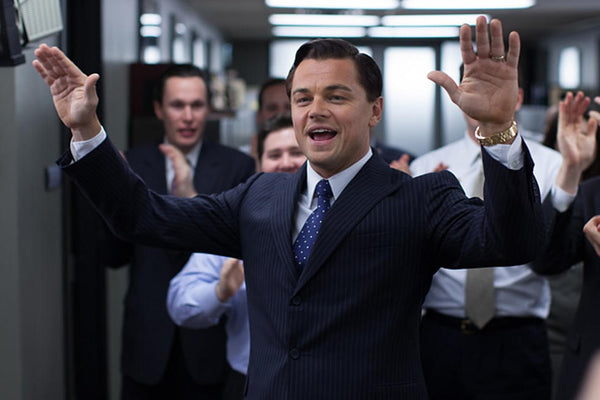 Wolf Of Wall St Style