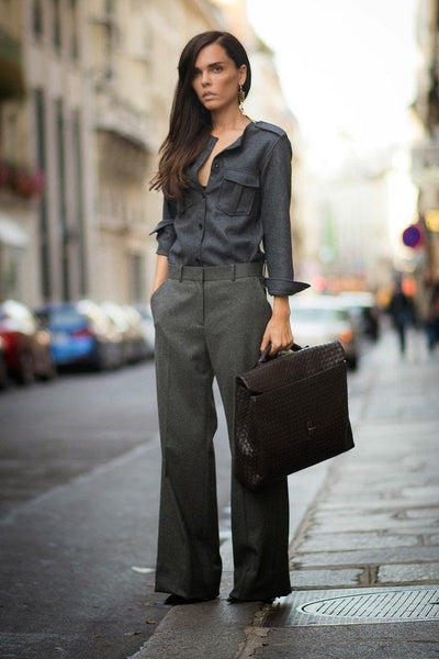 Women's Business Casual Interview Attire