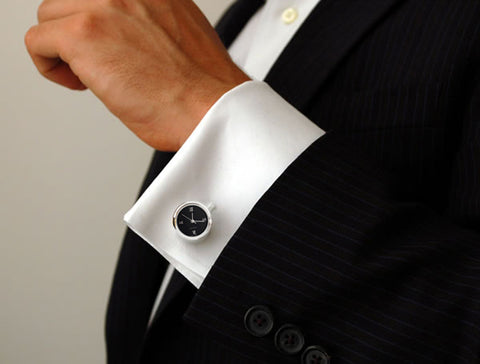 blackcufflinks