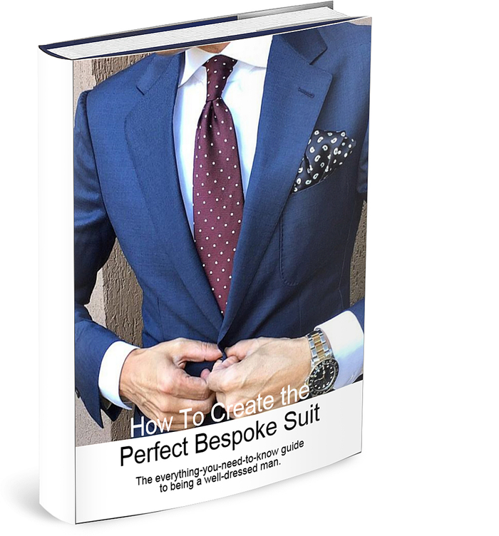 How to Create the Perfect Bespoke Suit