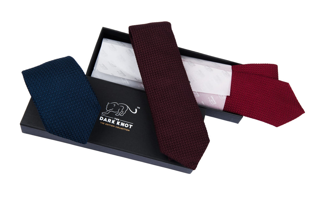 Made In Italy Grenadine Ties