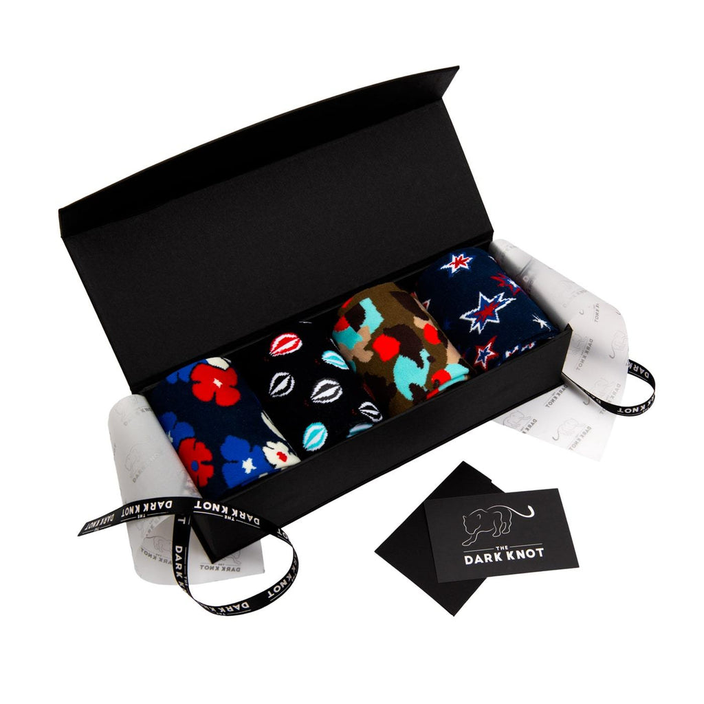Men's Colorful Fashionable Socks