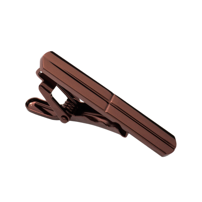 Brown Stainless Steel Tie Bar