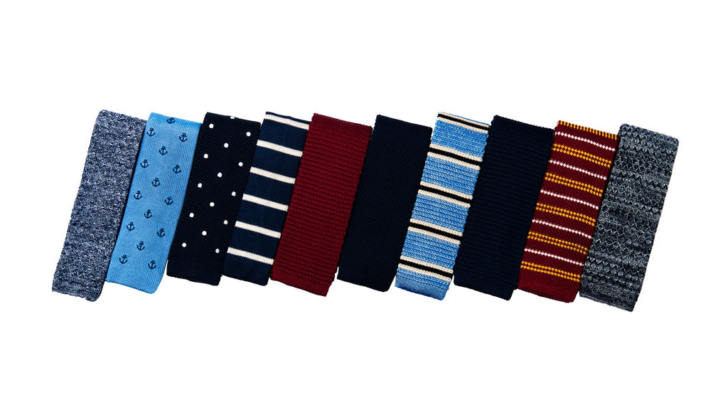 Knitted Ties