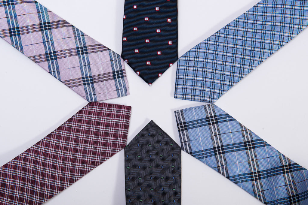 Skinny Silk Neckties