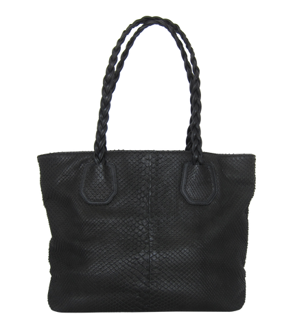 The Braided Python Tote