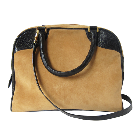 The Heliconia Satchel