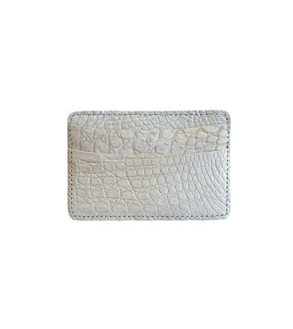The Gateway Cardholder (Crocodile)