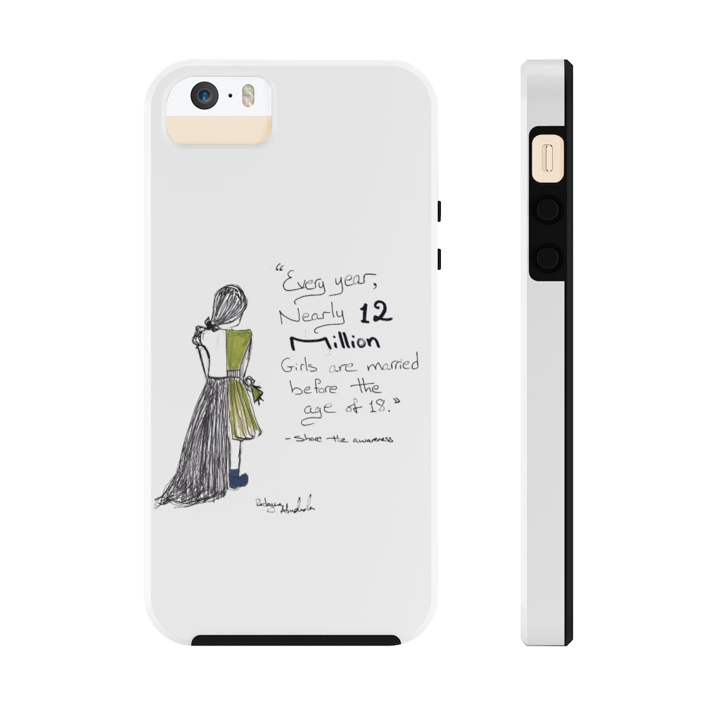 Empowerment: Advocacy Case Mate Tough Phone Cases