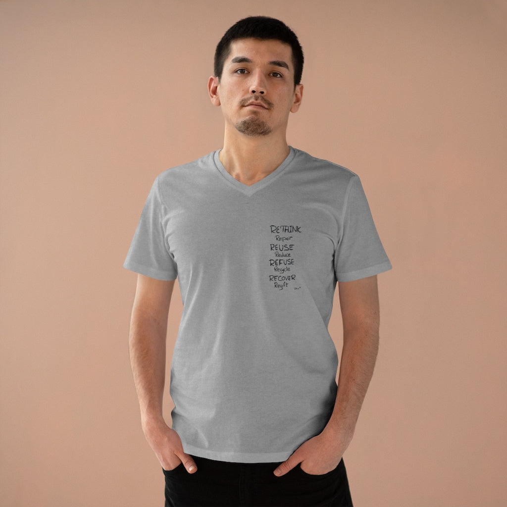 Men's Presenter V-neck