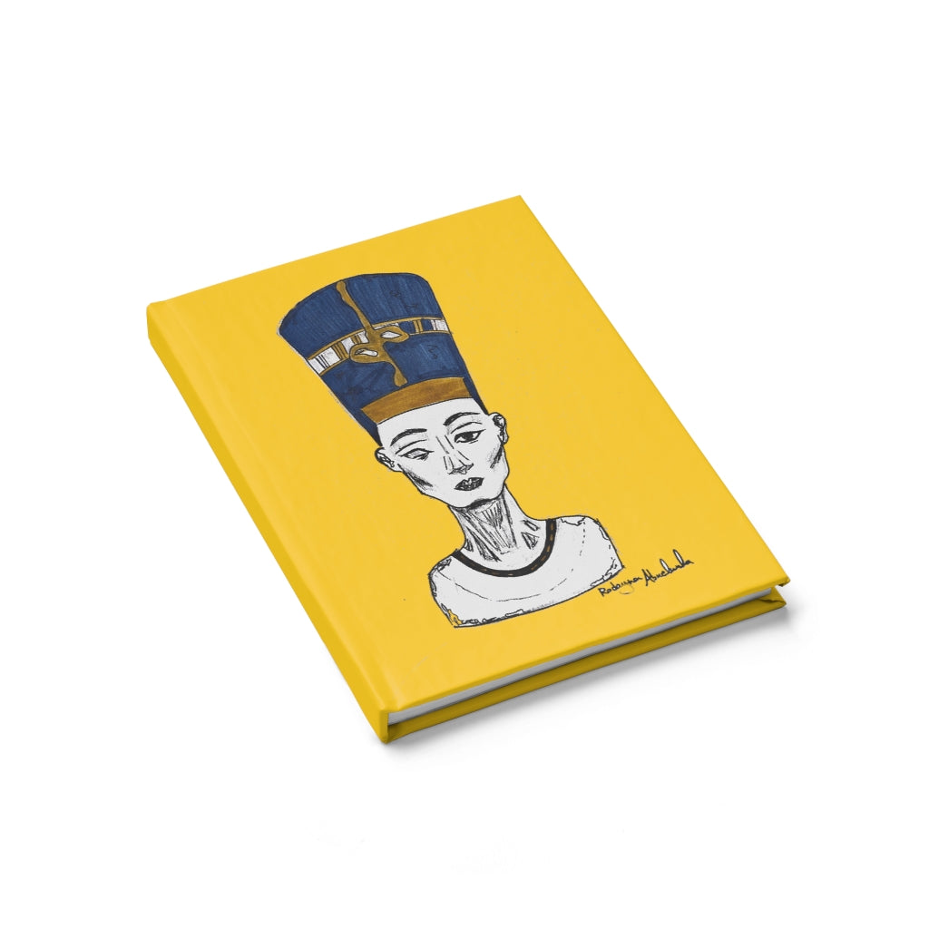 Empowerment: Nefertiti Journal - Ruled Line