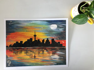 Painting: The 6ix