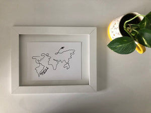 Sketch: The World