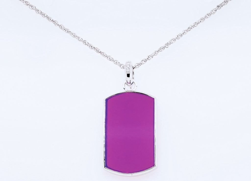 purple chic power pendant yves lemay jewelry https://youtu.be/d5pJvEytn7E