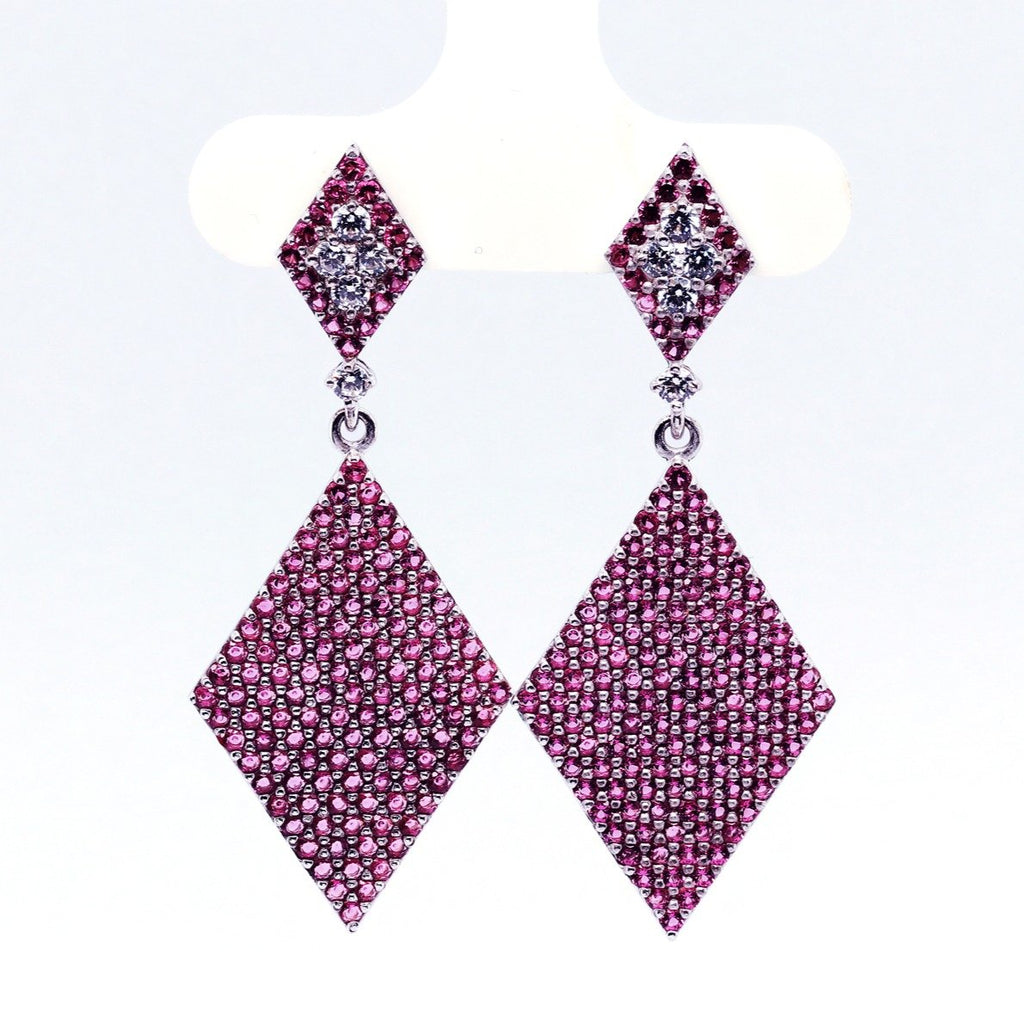Queen of diamonds earrings yves lemay jewelry https://youtu.be/6XGXTre-vj8