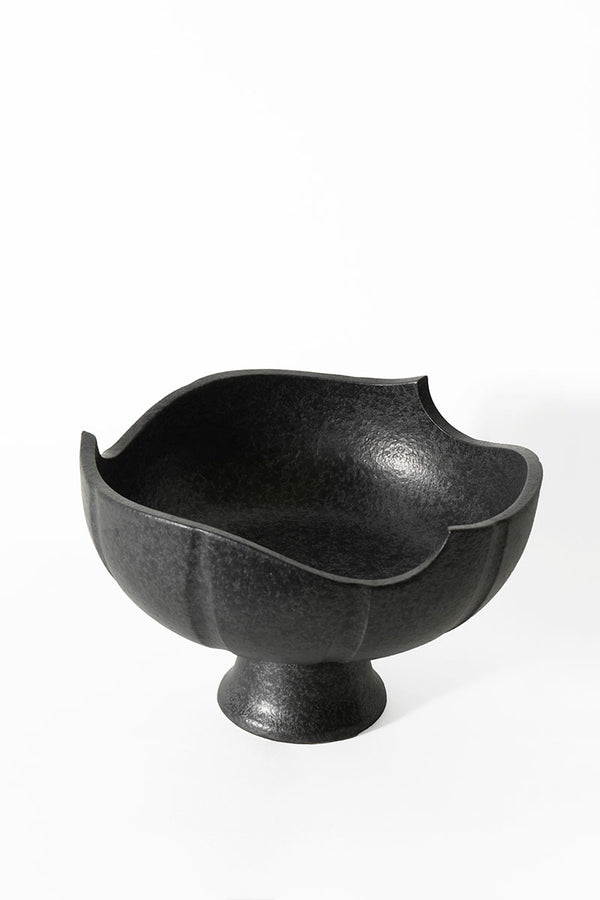 Modernist footed bowl
