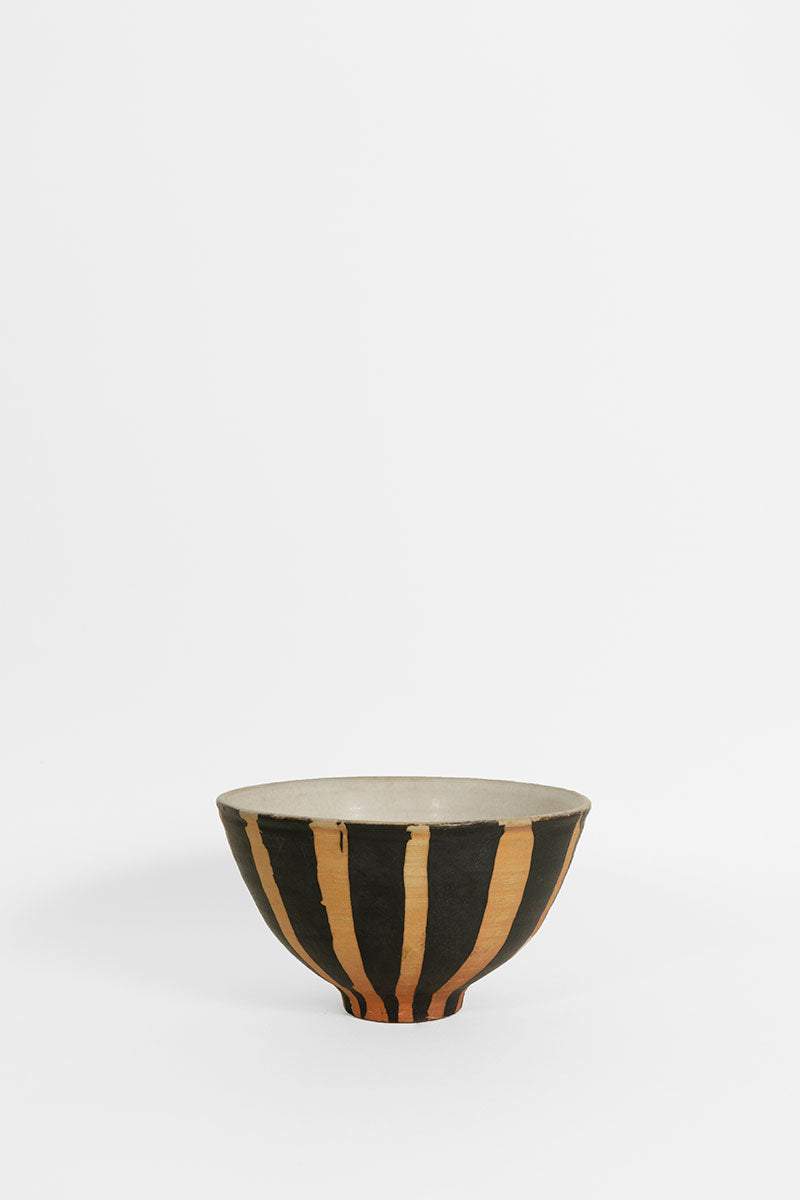 Striped Chawan