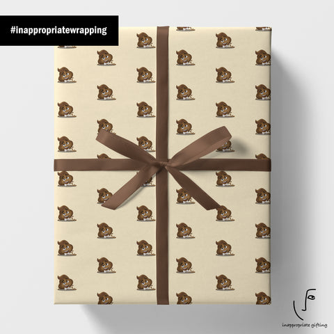 Poo (Wrapping Paper)